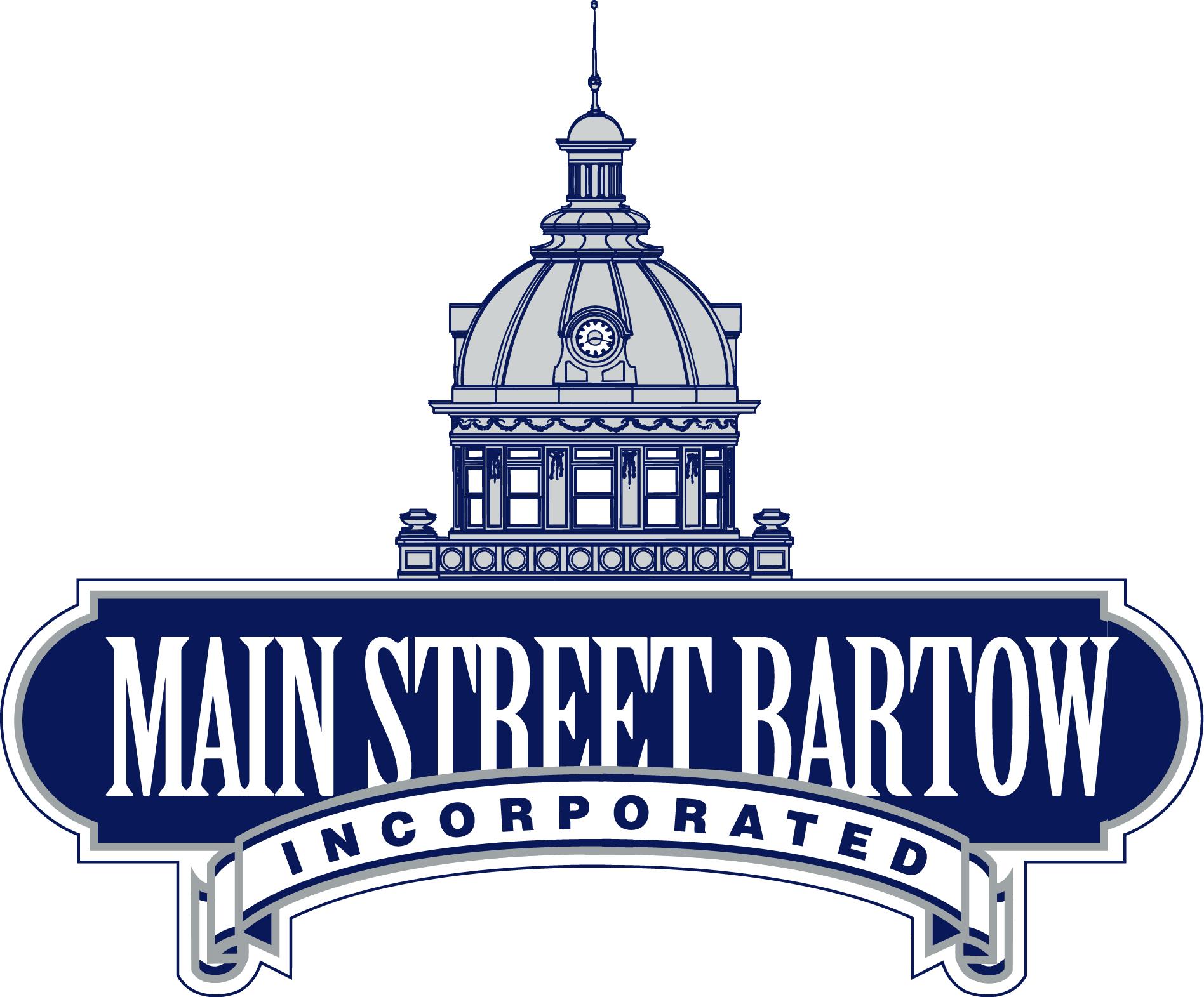 Main Street BArtow logo color