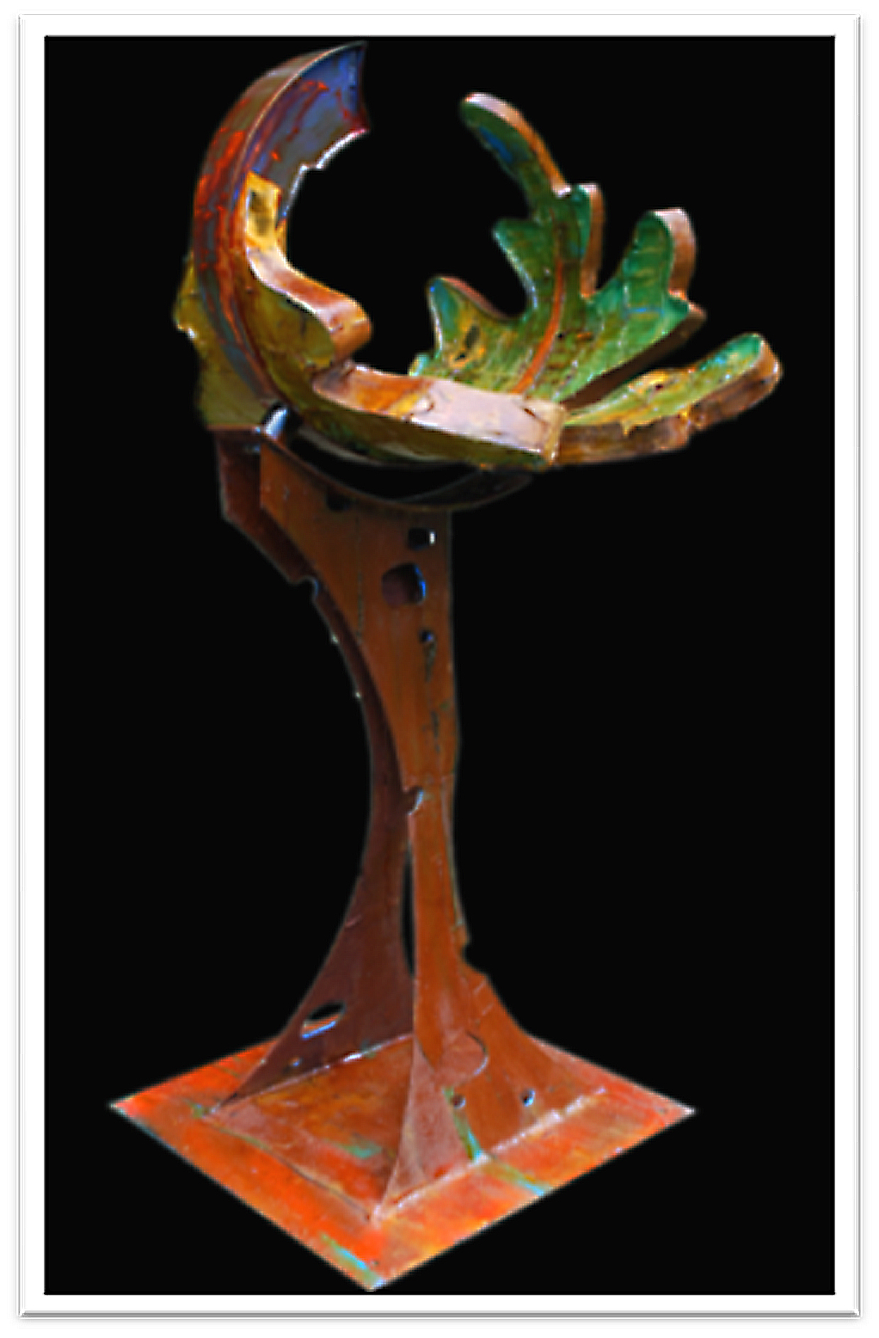 Growing Seasons Sculpture
